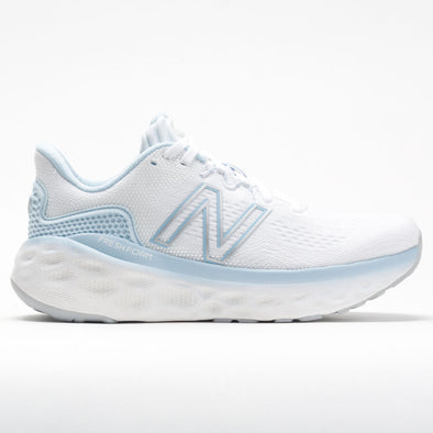 New Balance Fresh Foam More v3 Women's White/UV Glo/Ghost Pepper