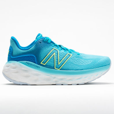 New Balance Fresh Foam More v3 Women's Virtual Sky/Bleached Lime Glo