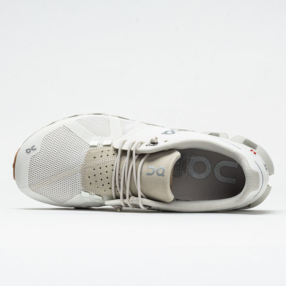 On Cloud Women's White/Sand