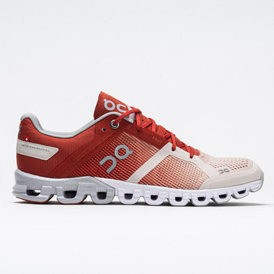On Cloudflow Women's Rust/Rose