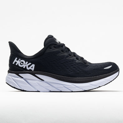 Hoka One One Clifton 8 Men's Black/White