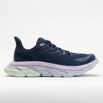 Hoka One One Clifton Edge Women's Outer Space/Orchid Hush (Item #046895)