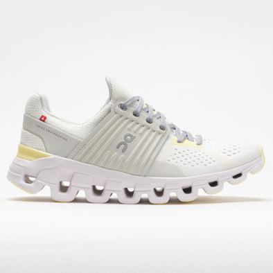 On Cloudswift Women's White/Limelight