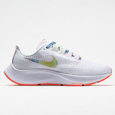 Nike Air Zoom Pegasus 37 Women's White/Multi Color/Bright Mango