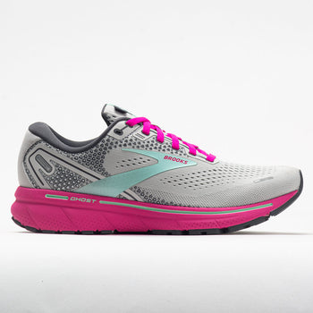 Brooks Ghost 14 Women's Oyster/Yucca/Pink (Item #047284)