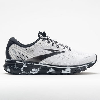 Brooks Ghost 14 Women's Camo Collection White/Grey/Black (Item #047334)