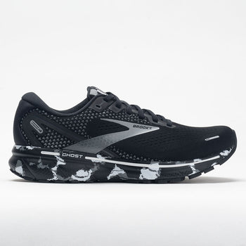 Brooks Ghost 14 Men's Camo Collection Black/Grey/White (Item #047337)