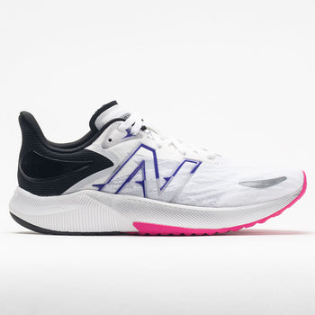New Balance FuelCell Propel v3 Women's White/Pink Glo/Deep Violet (Item #047369)