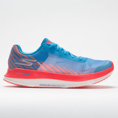 Skechers GOrun Razor Excess Women's Blue/Coral
