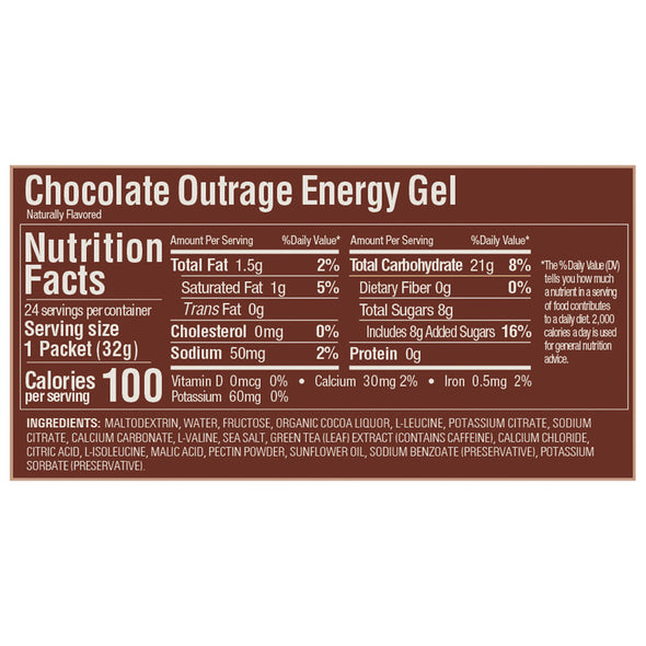 GU Energy Gel 24 Pack