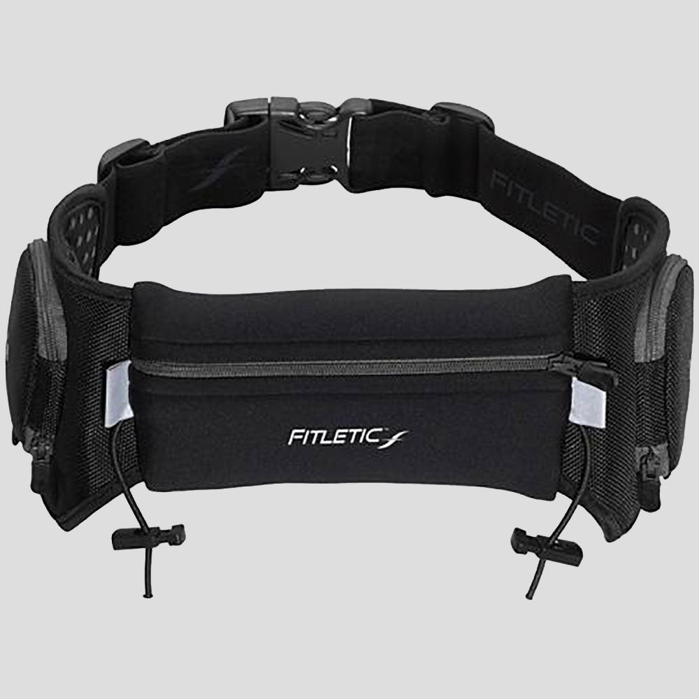 Fitletic Quench Retractable Hydration Belt (16-24 oz): Fitletic Hydration Belts & Water Bottles