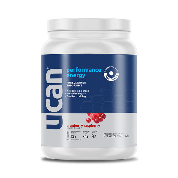 UCAN Performance Energy Drink Tub