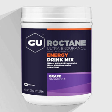 GU Roctane Energy Drink 12-Serving Tub