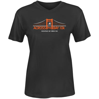 Official Across the Bay 10K In Training Short Sleeve Tee Women's