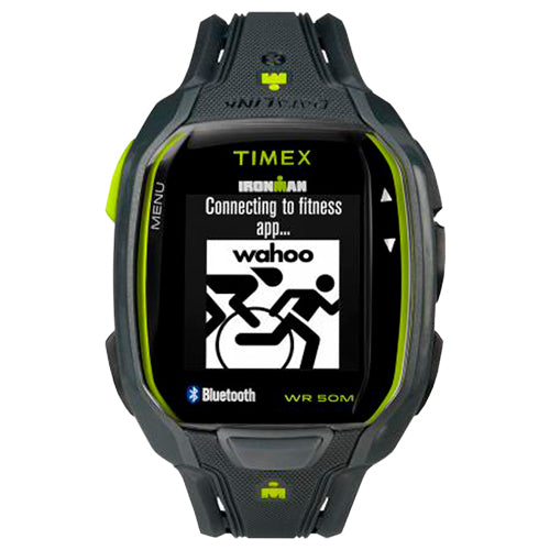 Timex IRONMAN Run x50+ Charcoal/Lime