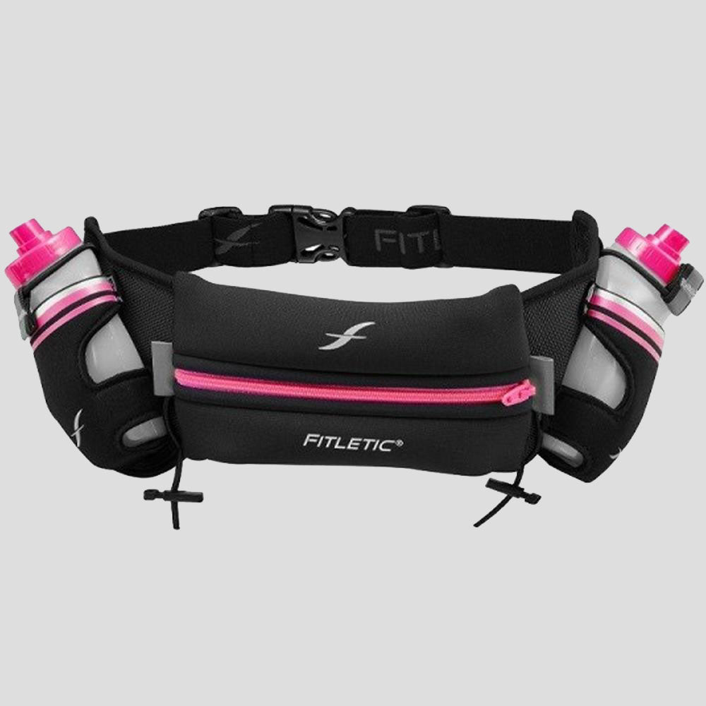 Fitletic Hydra 16 Hydration Belt: Fitletic Hydration Belts & Water Bottles