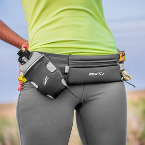 Fitletic Fully Loaded Water and Gel Belt