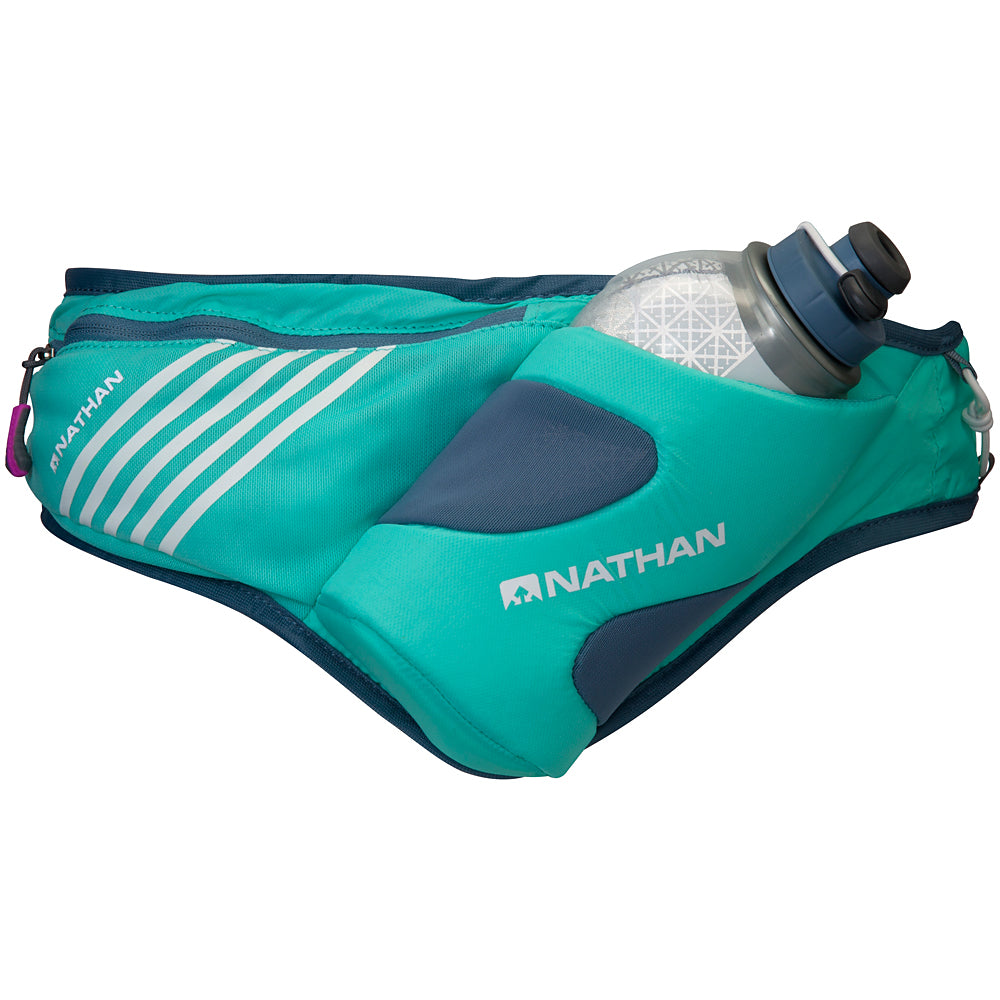 Nathan Peak Insulated (18oz) Hydration Belts & Water Bottles Cockatoo