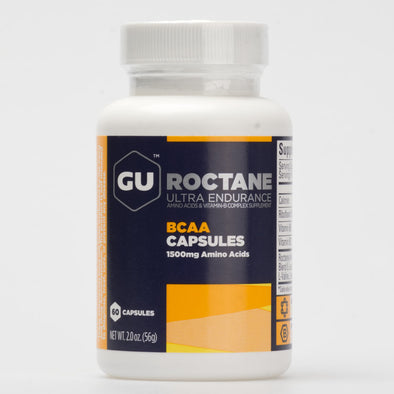 GU Roctane BCAA Capsules Bottle of 60
