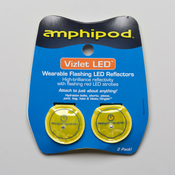 Amphipod Vizlet Flash Dot LED Reflectors 2 Pack