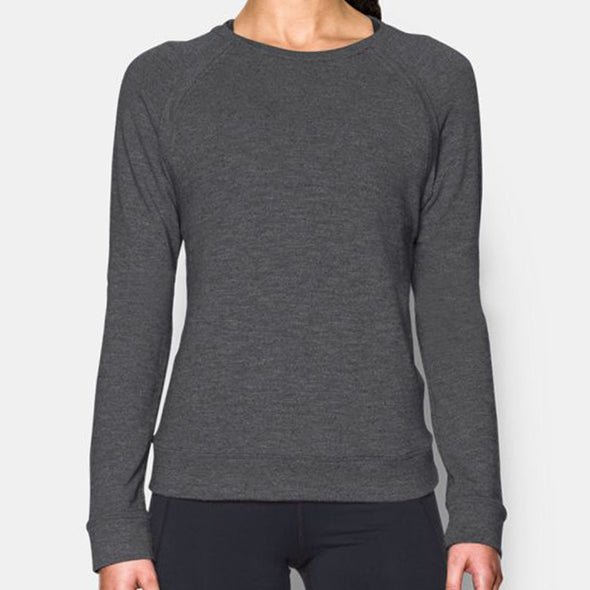 Under Armour Plush Terry Crew Sweatshirt Women's