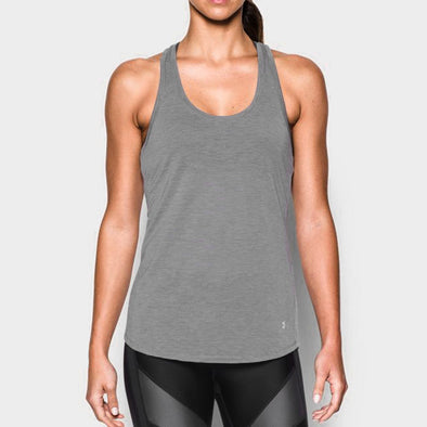 Under Armour Threadborne Run Mesh Tank Women's