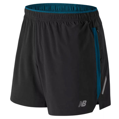 "New Balance Impact 5"" Shorts Men's"