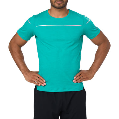 ASICS Lite-Show Short Sleeve Top Men's Spring 2018
