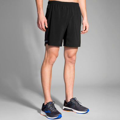 "Brooks Sherpa 7"" 2-in-1 Shorts Men's"