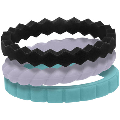 QALO Stackable Collection Women's