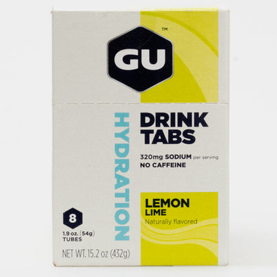 GU Hydration Drink Tabs 8 Pack