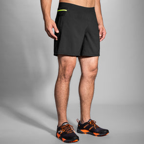 "Brooks Cascadia 7"" 2-in-1 Shorts Men's"