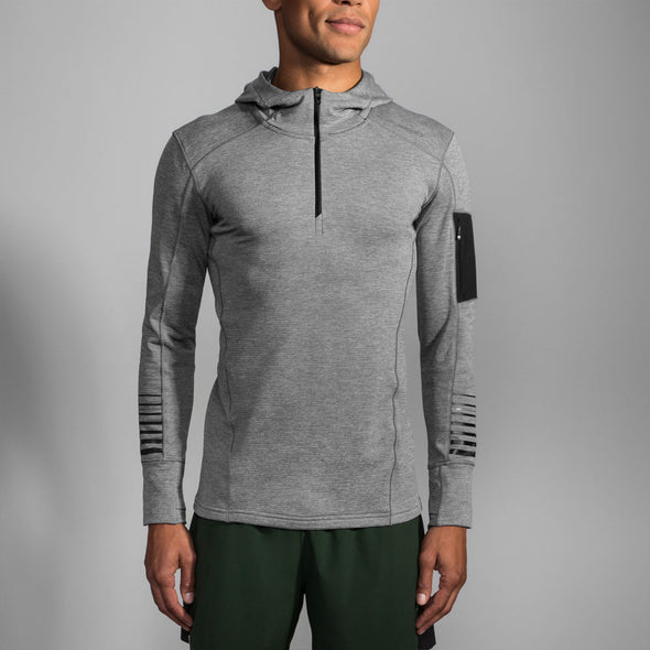 Brooks Notch Thermal Hoodie Men's