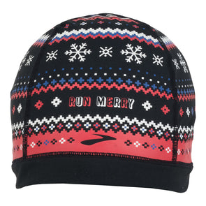 Brooks Ugly Sweater Beanie Cap