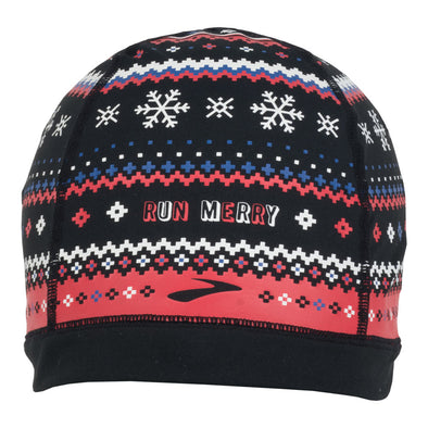 Brooks Ugly Sweater Tempo Beanie Cap