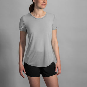 Brooks Distance Short Sleeve Top Spring 2019 Women's