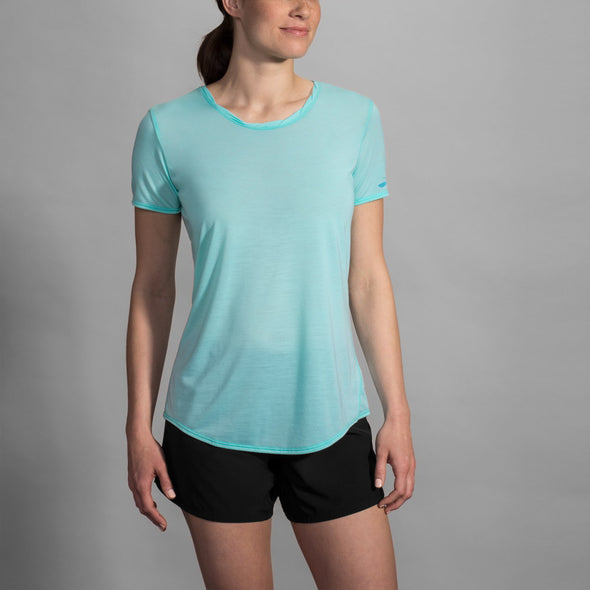 Brooks Distance Short Sleeve Top Women's (Old Version)