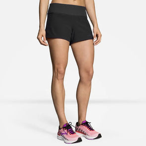 "Brooks Chaser 3"" Shorts Women's"
