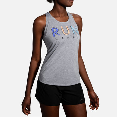 Brooks Distance Graphic Tank Women's (Old Version)