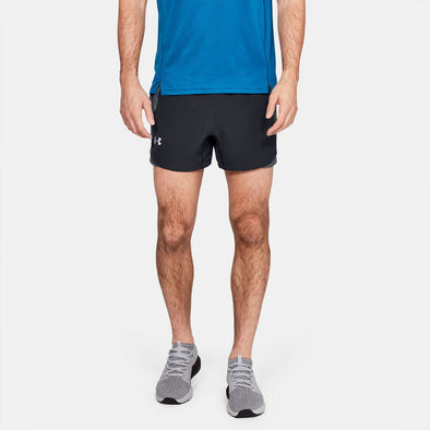 "Under Armour Qualifier Speedpocket 5"" Shorts Men's"