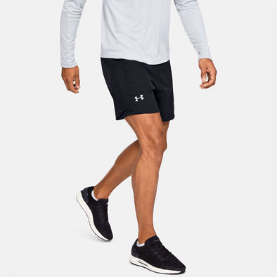 "Under Armour Qualifier Speedpocket 7"" Shorts Men's"
