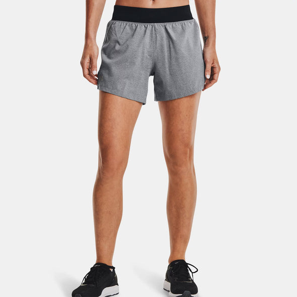 "Under Armour Launch SW 5"" Shorts Women's"