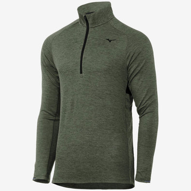 Mizuno Alpha Half Zip Top men's