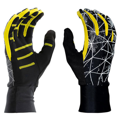 Nathan Speed of Night Gloves Men's