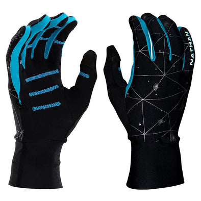Nathan Speed of Night Gloves Women's