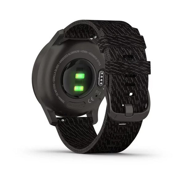 Garmin vivomove Style with Nylon Band