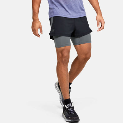 Under Armour RUSH Run 2-in-1 Shorts Men's