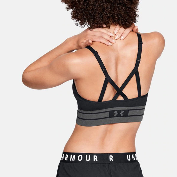Under Armour Seamless Longline Bra Women's