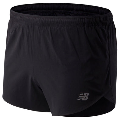 "New Balance Impact Run 3"" Split Shorts Men's"