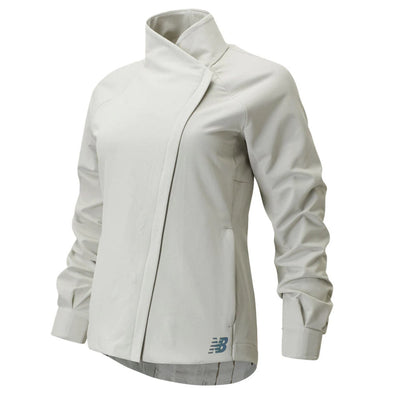 New Balance Q Speed Run Crew Jacket Women's